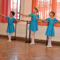 Balet blue